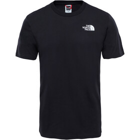 The North Face Simple Dome S/S Tee Herre tnf black